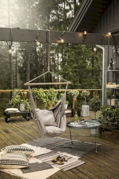 Fascinating Backyard Patio Design And Decor Ideas11