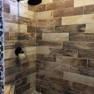 Lovely Farmhouse Shower Tiles Design Ideas12