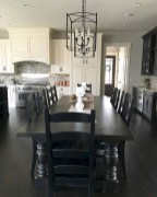 Perfect Farmhouse Dining Room Makeover Ideas16