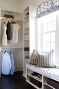 Stunning Window Seat Ideas With Padded Seat And Storage Below10