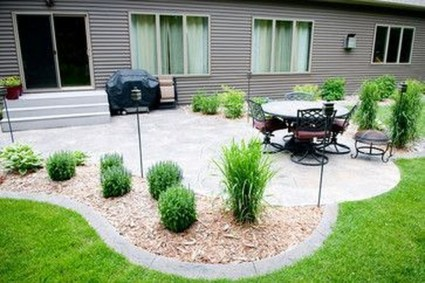 Stylish Backyard Landscaping Ideas For Your Dream House19