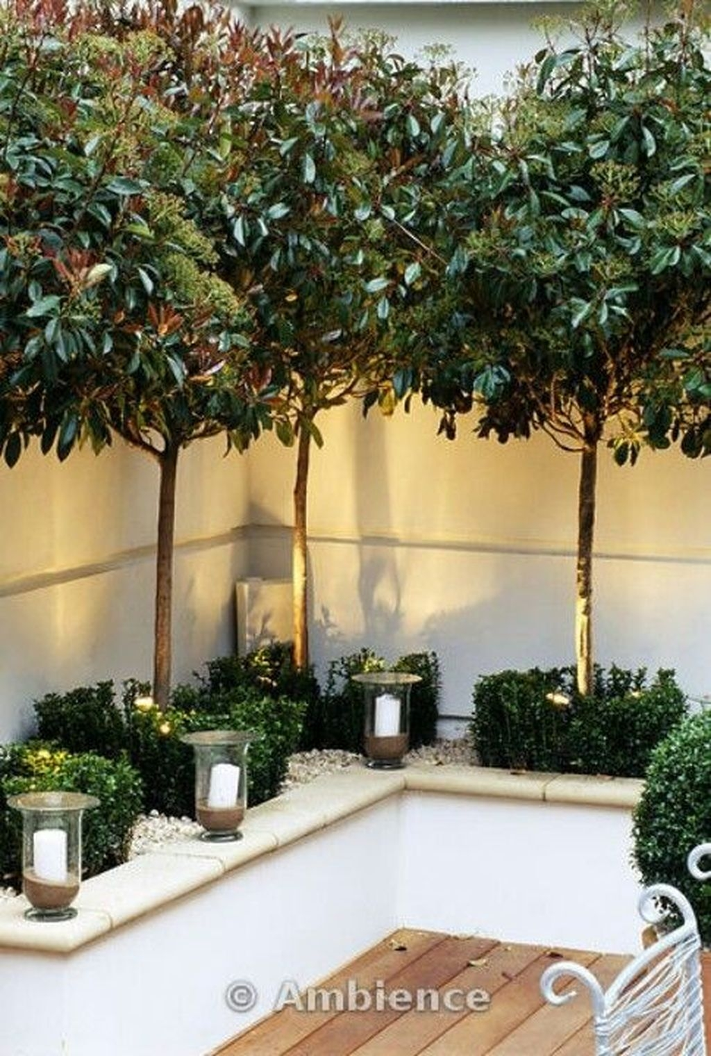Stylish Backyard Landscaping Ideas For Your Dream House36