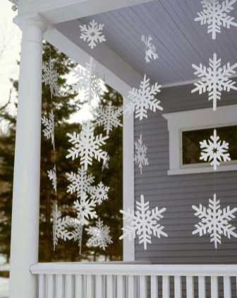 Attractive Front Yard Christmas Decoration Ideas08