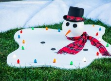 Attractive Front Yard Christmas Decoration Ideas18