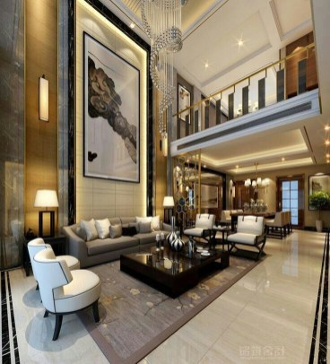 Beautiful Living Room Design Ideas For Luxurious Home17