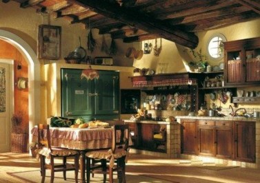 Flawless French Country Style Kitchen Decor Ideas05