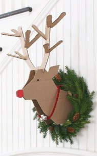 Gorgeous Office Christmas Decoration Ideas21