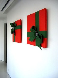Gorgeous Office Christmas Decoration Ideas22