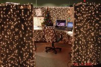 Gorgeous Office Christmas Decoration Ideas34