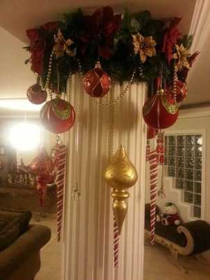 Gorgeous Office Christmas Decoration Ideas38