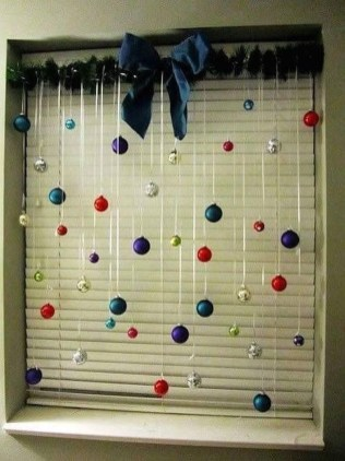 Gorgeous Office Christmas Decoration Ideas41