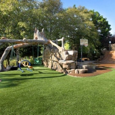 Incredible Backyard Playground Kids Design Ideas16