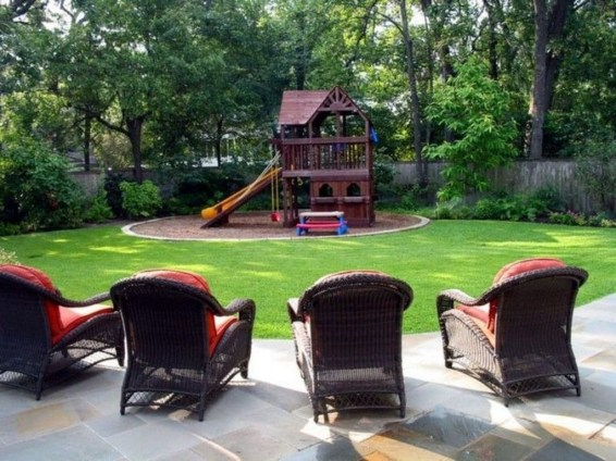 Incredible Backyard Playground Kids Design Ideas26