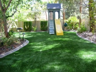 Incredible Backyard Playground Kids Design Ideas37