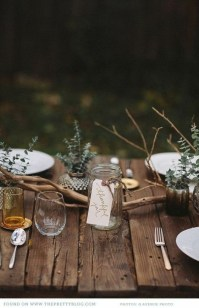 Inexpensive Diy Outdoor Winter Table Decoration Ideas10