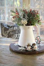 Inexpensive Diy Outdoor Winter Table Decoration Ideas22