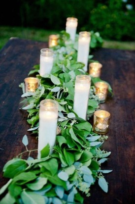 Inexpensive Diy Outdoor Winter Table Decoration Ideas26