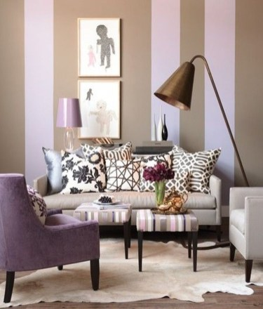Unordinary Living Room Designs Ideas With Combinations Of Brown Color26