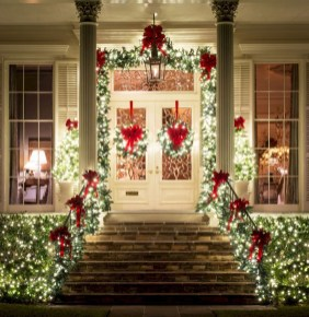 Vintage Outdoor Winter Lights Decoration Ideas16