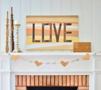 Affordable Outdoors And Indoors Signs Ideas For Valentines Day16