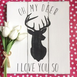 Affordable Outdoors And Indoors Signs Ideas For Valentines Day38