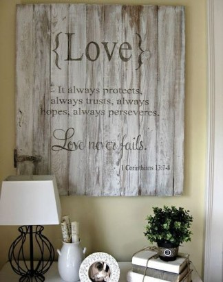Affordable Outdoors And Indoors Signs Ideas For Valentines Day46