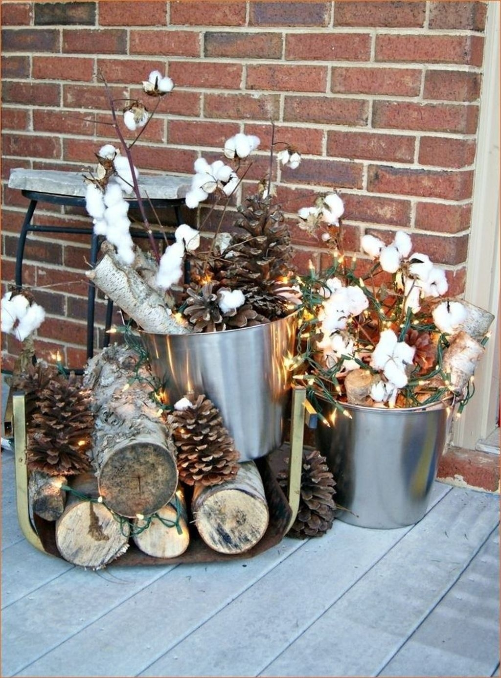 Awesome Outdoor Winter Decoration Ideas08