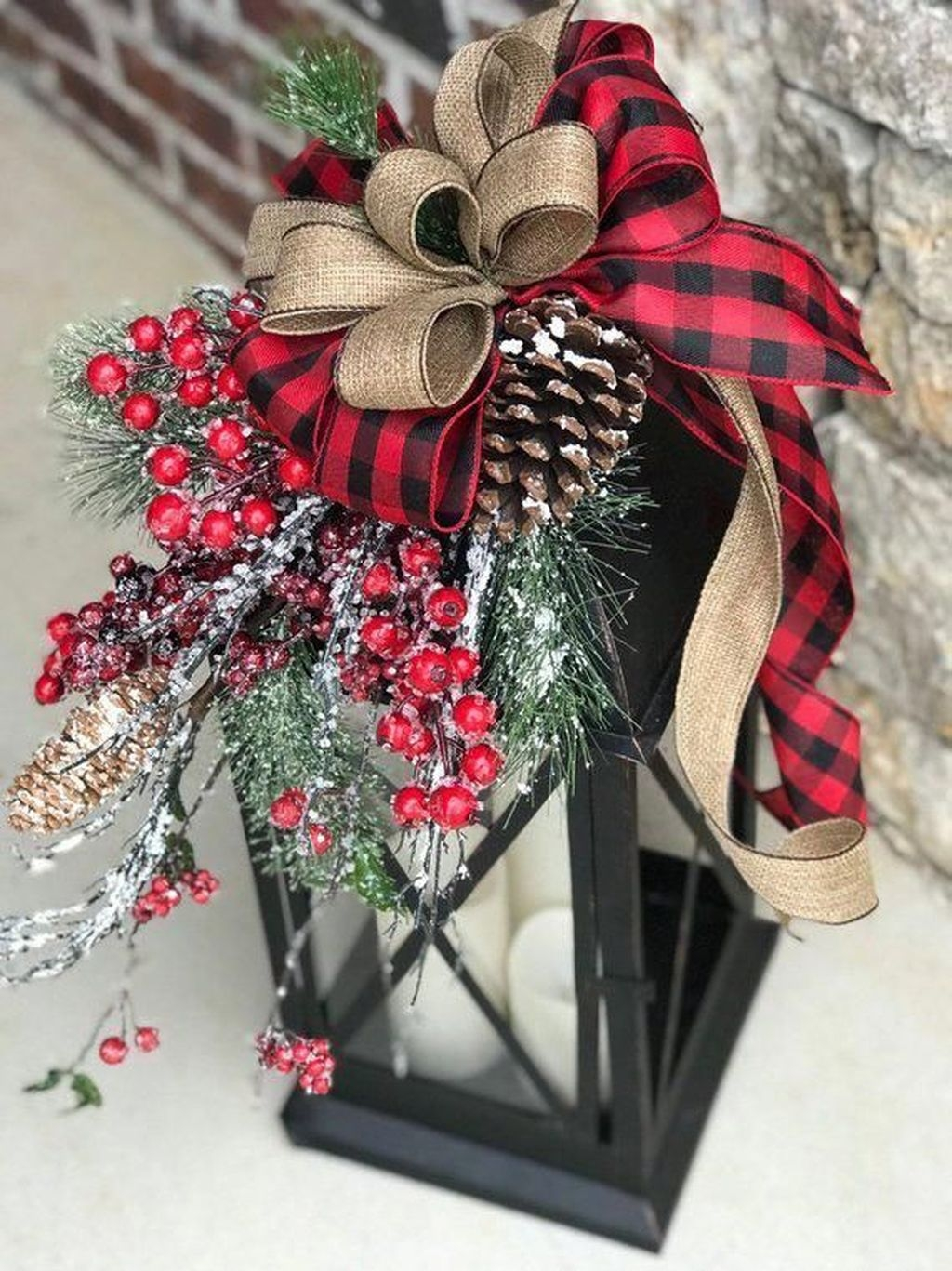 Awesome Outdoor Winter Decoration Ideas39