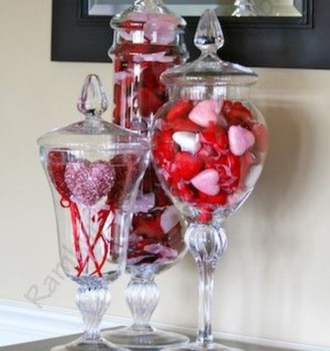 Beautiful Diy Valentines Decoration Ideas26