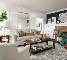 Beautiful Family Friendly Living Rooms Design Ideas28
