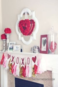 Best Décor Ideas For A Valentine'S Day Party31