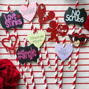 Best Décor Ideas For A Valentine'S Day Party39