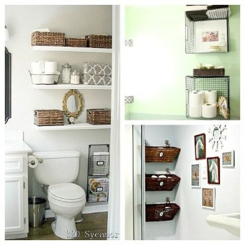 Cheap Bathroom Remodel Organization Ideas08