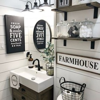 Cheap Bathroom Remodel Organization Ideas15