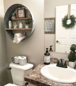 Cheap Bathroom Remodel Organization Ideas29