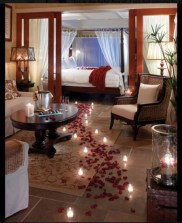 Cozy Bedroom Decorating Ideas For Valentines Day33