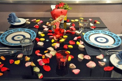 Elegant Table Settings Design Ideas For Valentines Day32