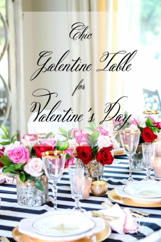 Elegant Table Settings Design Ideas For Valentines Day40