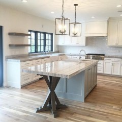 Modern Kitchen Island Design Ideas23
