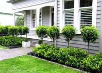Pretty Front Yard Landscaping Ideas13