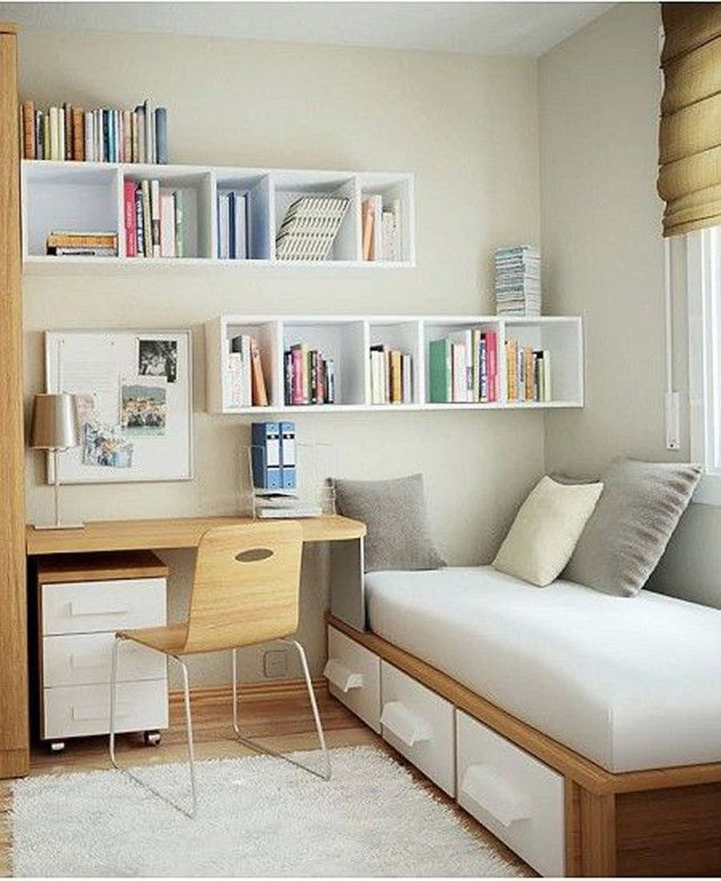 Stunning Small Bedroom Decoration Ideas31