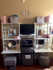 Brilliant Dorm Room Organization Ideas On A Budget05