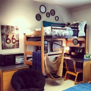 Brilliant Dorm Room Organization Ideas On A Budget10