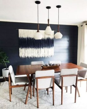 Cool Mid Century Dining Room Table Ideas29