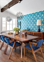 Cool Mid Century Dining Room Table Ideas41