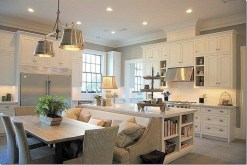Creative Banquette Seating Ideas For Kitchen16