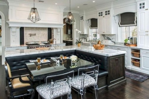 Creative Banquette Seating Ideas For Kitchen17