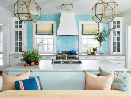 Creative Banquette Seating Ideas For Kitchen21