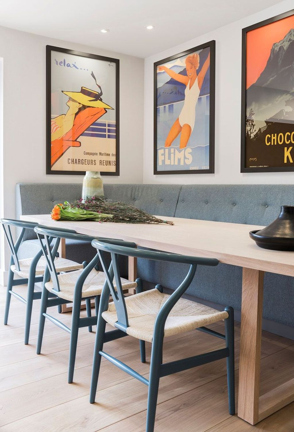 Creative Banquette Seating Ideas For Kitchen32