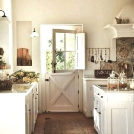 Elegant Farmhouse Kitchen Design Decor Ideas12